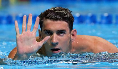 22 HCV Olympic: 1 Michael Phelps đánh bại 165 đoàn - 1