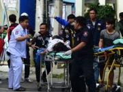 Thái Lan hứng chịu 11 vụ đánh bom liên tiếp trong 24 giờ