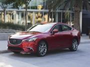 Hút mắt với 2017 Mazda 6 nâng cấp công nghệ kiểm soát véc-tơ