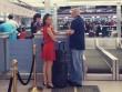 Thu Minh tiễn chồng đi nước ngoài giữa scandal nợ nần