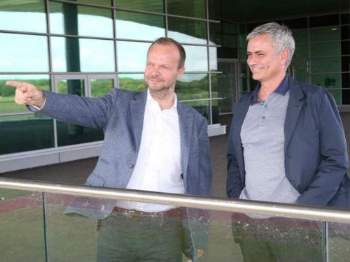 """MU: Pogba và """"cơn say"""" của Mourinho - 1"""