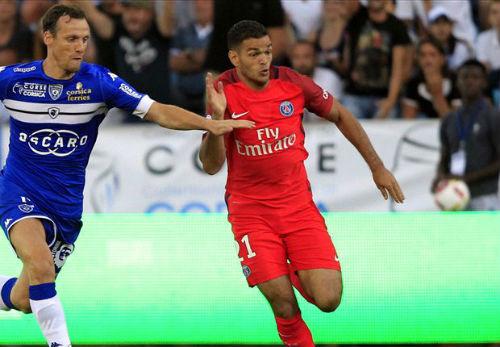 Bastia - PSG: Nhọc nhằn ngày ra quân - 1