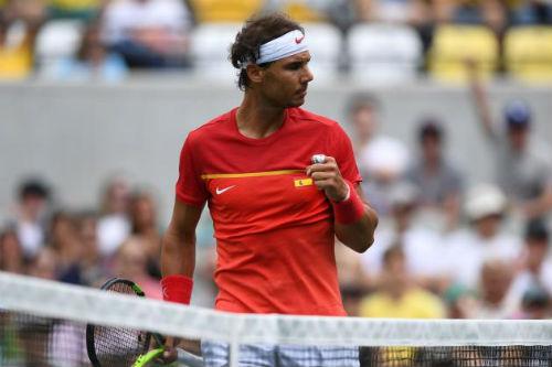Nadal - Bellucci: Vô cùng đau tim (TK Olympic Rio) - 1