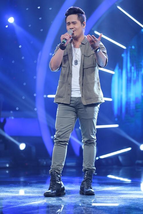 """""""Bác sĩ tăng động"""" ra về ở Gala 4 """"Vietnam Idol 2016"""" - 1"""