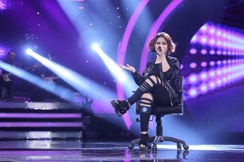 """""""Bác sĩ tăng động"""" ra về ở Gala 4 """"Vietnam Idol 2016"""" - 4"""