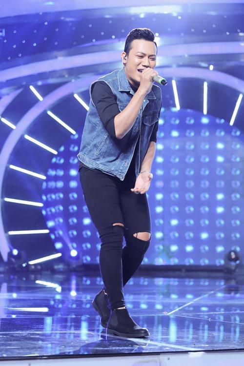 """""""Bác sĩ tăng động"""" ra về ở Gala 4 """"Vietnam Idol 2016"""" - 3"""