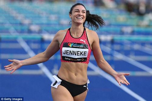 """Mỹ nữ Thế vận hội Rio gây """"sốt"""" với cơ bụng cực đẹp - 5"""