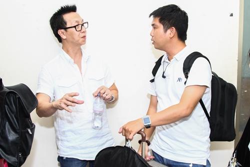 Minh Tuyết được chồng hộ tống đi làm giám khảo - 2