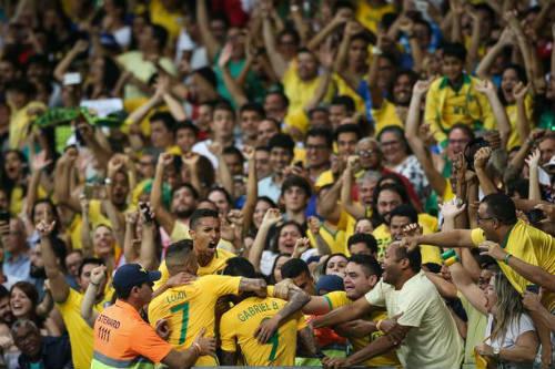Brazil – Colombia: Điệu Samba trở lại - 2