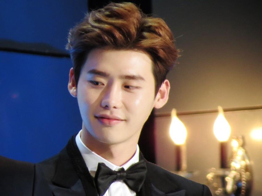 Lee Jong Suk: Từ người mẫu nội y đến sao hạng A - 3