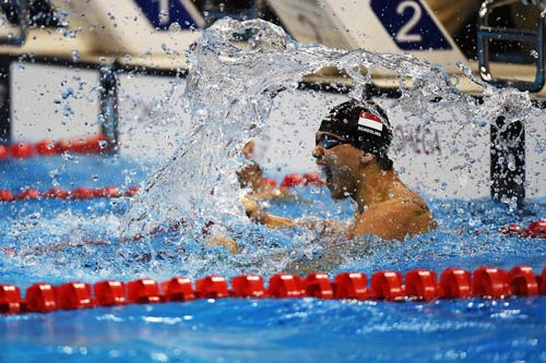 Đánh bại Phelps, Schooling thành triệu phú sau một đêm - 1