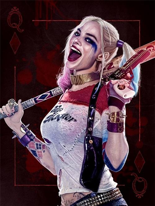 """Video phim: Khoảnh khắc """"đốn tim"""" của Harley Quinn - 1"""