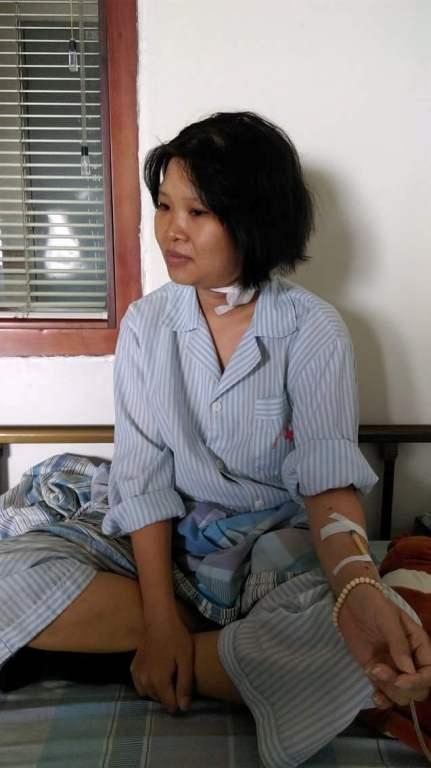 Thêm một người mẹ từ chối điều trị ung thư để con được sống - 3