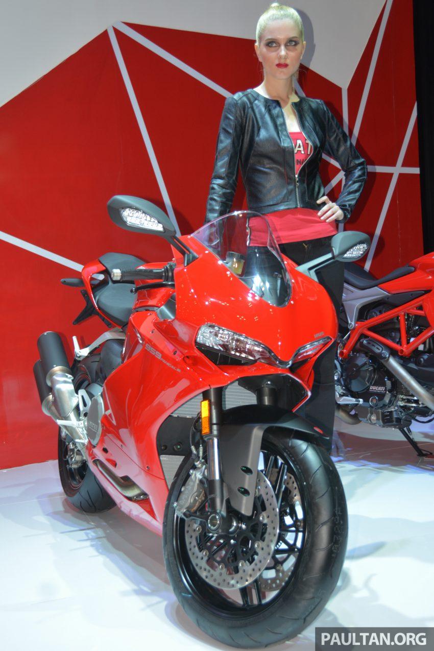 Ducati XDiavel, 959 Panigale và 939 Hypermotard và Hyperstrada ra mắt tại Indonesia - 2