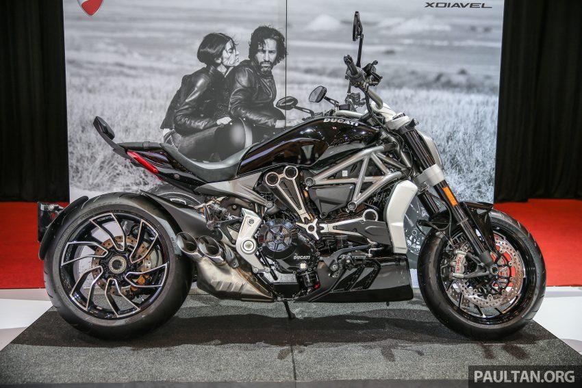 Ducati XDiavel, 959 Panigale và 939 Hypermotard và Hyperstrada ra mắt tại Indonesia - 5