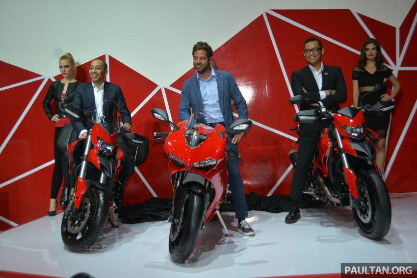 Ducati XDiavel, 959 Panigale và 939 Hypermotard và Hyperstrada ra mắt tại Indonesia - 3