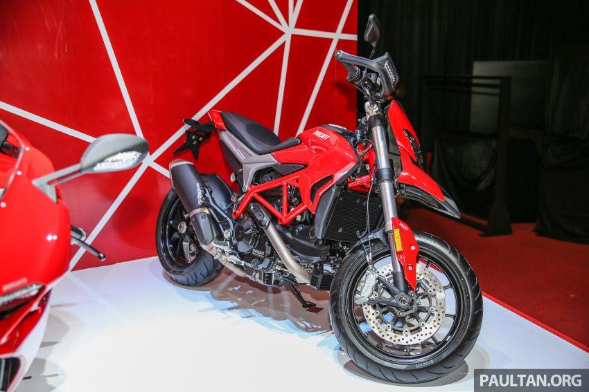 Ducati XDiavel, 959 Panigale và 939 Hypermotard và Hyperstrada ra mắt tại Indonesia - 4