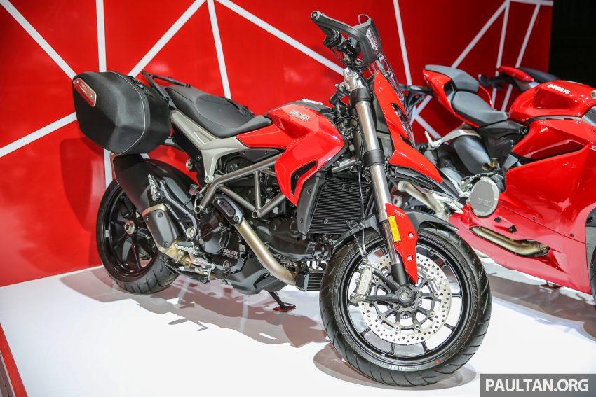 Ducati XDiavel, 959 Panigale và 939 Hypermotard và Hyperstrada ra mắt tại Indonesia - 6