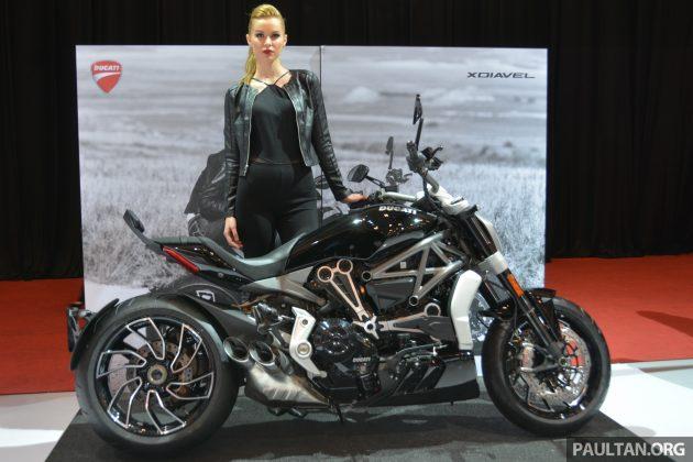 Ducati XDiavel, 959 Panigale và 939 Hypermotard và Hyperstrada ra mắt tại Indonesia - 1