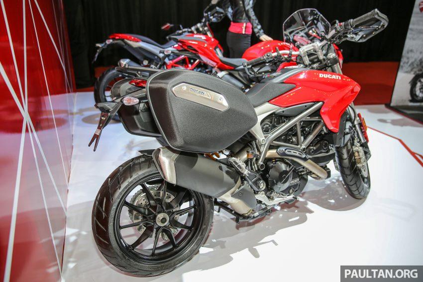 Ducati XDiavel, 959 Panigale và 939 Hypermotard và Hyperstrada ra mắt tại Indonesia - 7