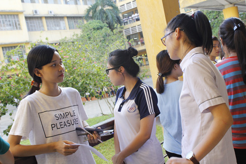 Hàng loạt trường đại học đã công bố điểm chuẩn - 1