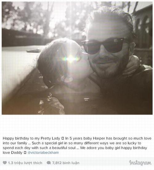 """Gặp """"cô gái"""" khiến David Beckham từ bỏ sự nghiệp để ở bên - 1"""