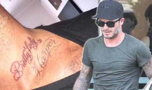 """Gặp """"cô gái"""" khiến David Beckham từ bỏ sự nghiệp để ở bên - 4"""
