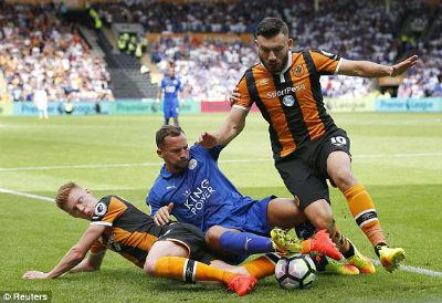 Chi tiết Hull - Leicester City: Thế công không ngừng (KT) - 3