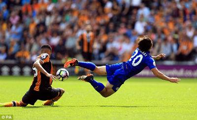 Chi tiết Hull - Leicester City: Thế công không ngừng (KT) - 9