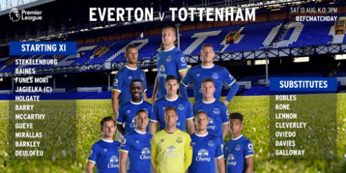 Chi tiết Everton - Tottenham: Spurs bung sức (KT) - 8