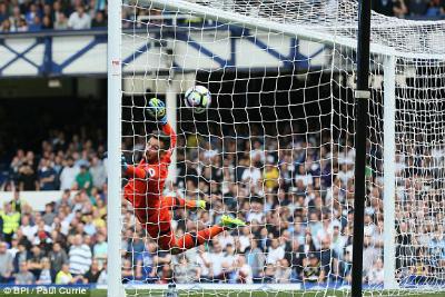 Chi tiết Everton - Tottenham: Spurs bung sức (KT) - 3