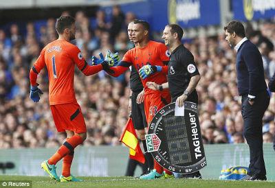 Chi tiết Everton - Tottenham: Spurs bung sức (KT) - 5