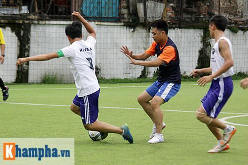 Cầu thủ phong trào Hà Nội cuồng nhiệt tranh vé sang Real Madrid - 6