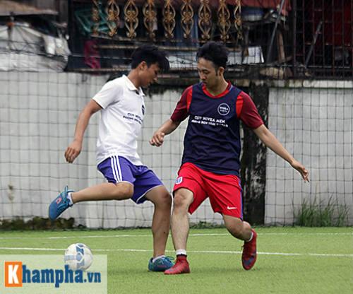 Cầu thủ phong trào Hà Nội cuồng nhiệt tranh vé sang Real Madrid - 5
