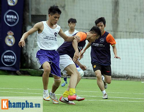 Cầu thủ phong trào Hà Nội cuồng nhiệt tranh vé sang Real Madrid - 7