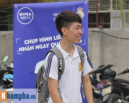 Cầu thủ phong trào Hà Nội cuồng nhiệt tranh vé sang Real Madrid - 14