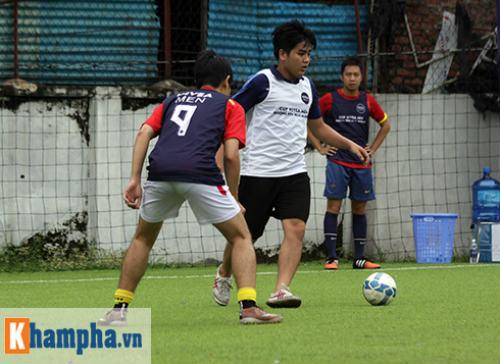 Cầu thủ phong trào Hà Nội cuồng nhiệt tranh vé sang Real Madrid - 8