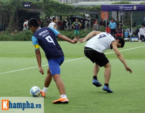 Cầu thủ phong trào Hà Nội cuồng nhiệt tranh vé sang Real Madrid - 9