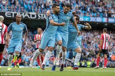 Chi tiết Man City – Sunderland: Phản lưới nhà (KT) - 4