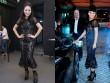 Thu Minh diện lại váy cũ làm giám khảo Vietnam Idol