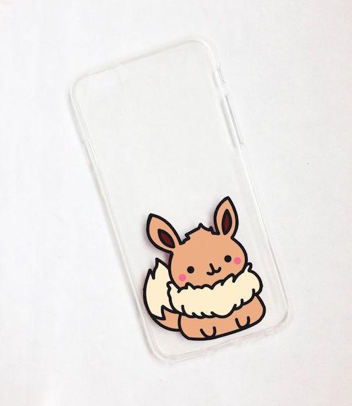 """10 kiểu ốp lưng dành cho iPhone """"ăn theo"""" Pokémon - 1"""