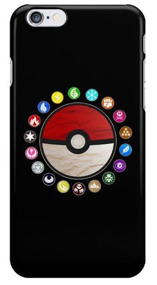 """10 kiểu ốp lưng dành cho iPhone """"ăn theo"""" Pokémon - 8"""