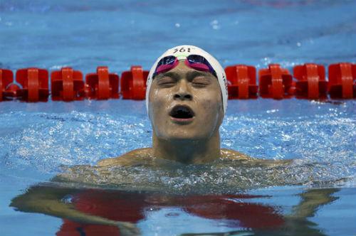 Sun Yang thảm bại, bơi lội Trung Quốc muối mặt rời Olympic - 1