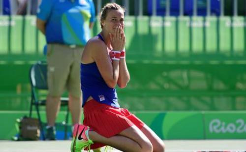 Tennis Olympic ngày 8: Kvitova giành HCĐ đơn nữ - 1