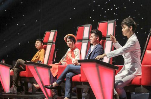 """The Voice Kids: Noo Phước Thịnh """"thua"""" Vũ Cát Tường - 1"""