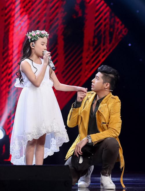 """The Voice Kids: Noo Phước Thịnh """"thua"""" Vũ Cát Tường - 2"""