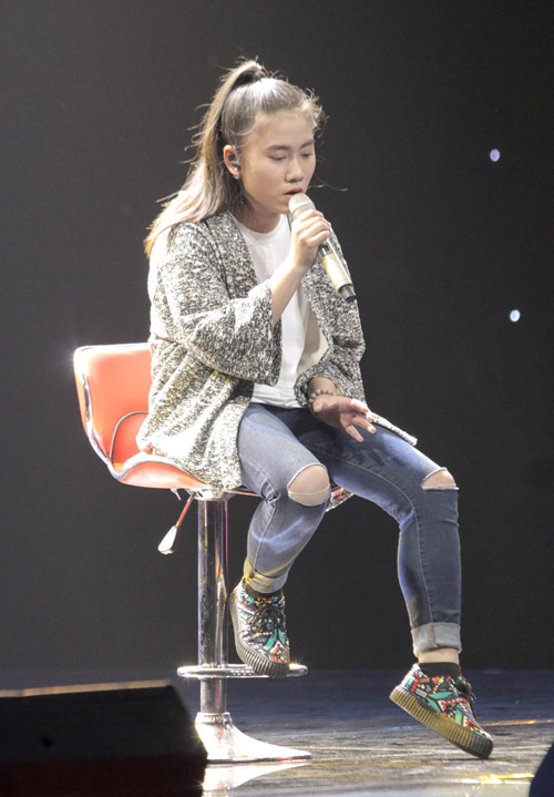 """The Voice Kids: Noo Phước Thịnh """"thua"""" Vũ Cát Tường - 4"""