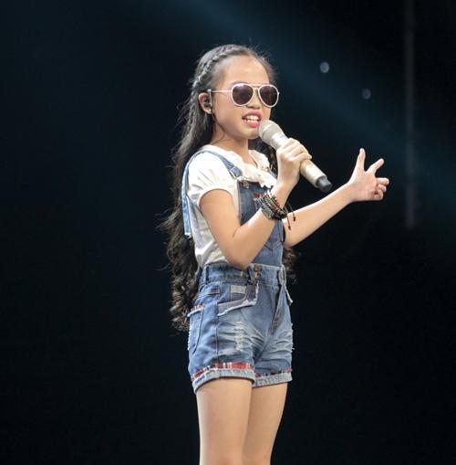 """The Voice Kids: Noo Phước Thịnh """"thua"""" Vũ Cát Tường - 6"""
