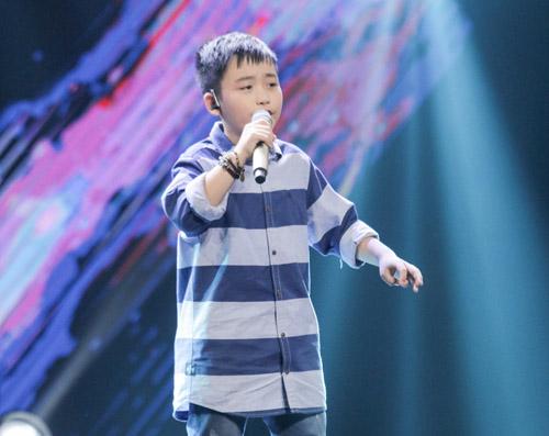 """The Voice Kids: Noo Phước Thịnh """"thua"""" Vũ Cát Tường - 9"""
