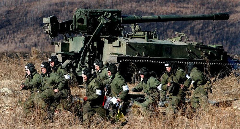 Mỹ yêu cầu được quan sát Nga tập trận ở Crimea - 1